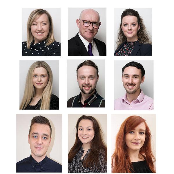 Western Lettings team - letting agents Glasgow